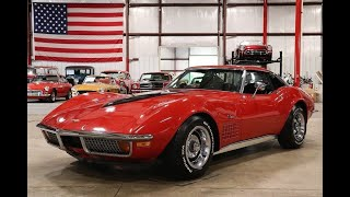 1972 Chevy Corvette