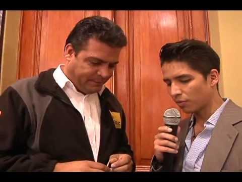 Carlos Marquina le escribe una carta al Alcalde Lucho Revilla