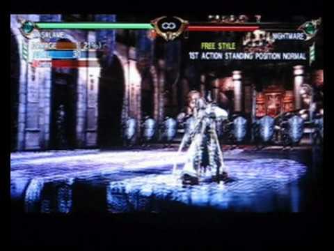 Soul Calibur IV - Soul Calibur BR Special Video Feature