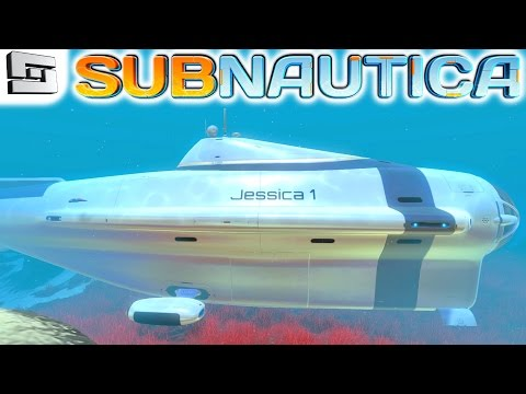 Subnautica Gameplay : CYCLOPS EQUIPMENT!!! E6