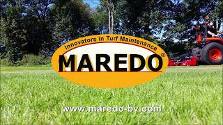 The maredo mt200 flex-verticutter is answer for your turfgrass maintenance. whether a scarify job needed or just light grooming treatment ...