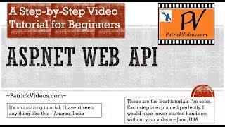 C# ASP.NET API ويب 2.2 جعلت من السهل استخدام المشروع