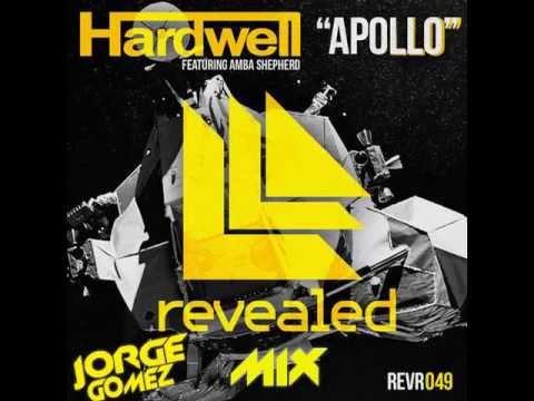 Hardwell feat. Amba Shepherd - Apollo (Jorge Gomez Mix)