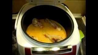 Маринованые куриные ножки в мультиварке