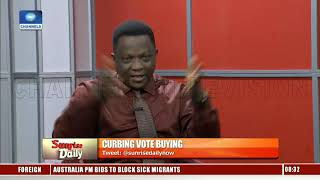 A Lot Of Nigerians Participate In Vote Buying,  Says Lawyer Pt.1 |Sunrise Daily|
