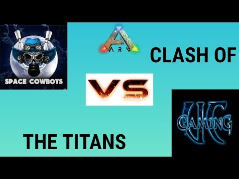 Clash of the Titans! Space Cowboys vs The Brand server 196
