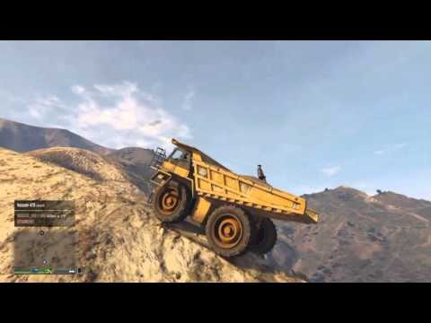 Gta the dump chruser