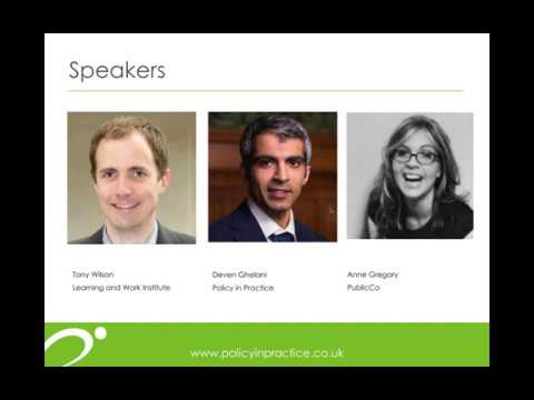 Webinar: Work and Health Programme - How you can stand out
