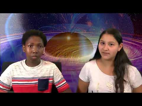 Ben and Karla's Black Hole Project - Trautmann Middle School 8th grade