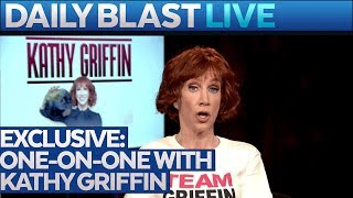 Kathy Griffin Talks Andy Cohen & Donald Trump