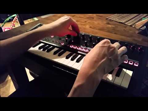 Pink Floyd - On The Run - Roland JD-Xi Cover