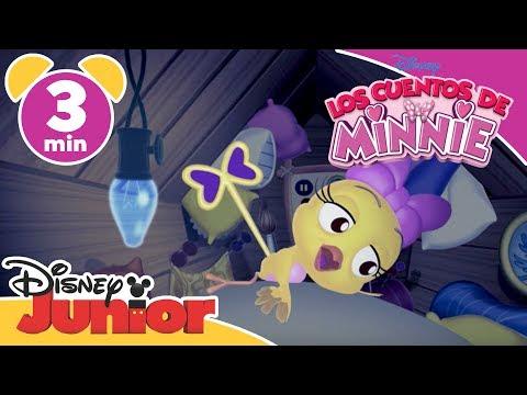 Los cuentos de Minnie: La aventura de Cuqui-Loqui y el huevo | Disney Junior Oficial