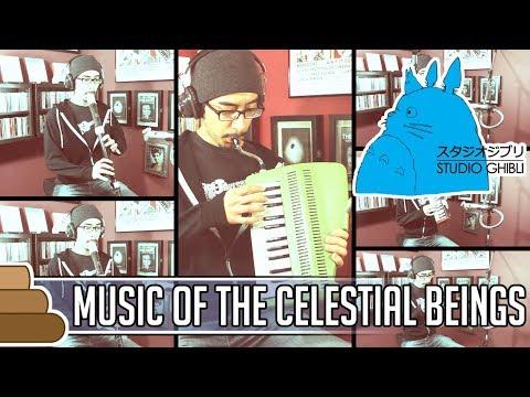 Joe Hisaishi - Music of the Celestial Beings 「天人の音楽」