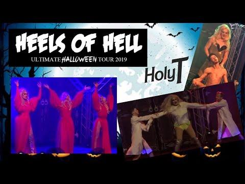 Heels Of Hell 2019 | Victoria Secret, Pixie Woo & Ginger Hunter | O2 Ritz | Manchester | Part 1