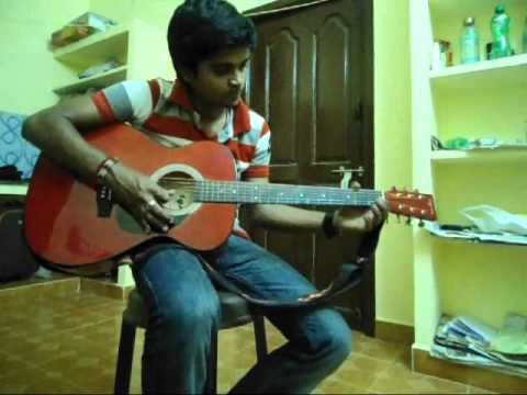 We shall overcome someday in guitar