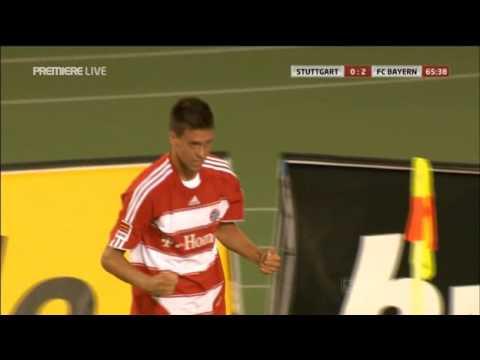 2-0 Wagner VS VFB Stuttgart