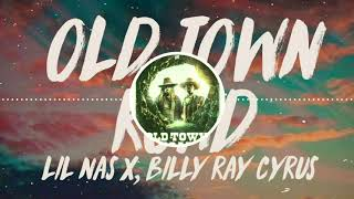OLD TOWN ROAD-LIL NAS X FEAT BILLY RAY CYRUS(AUDIO SPECTRUM)