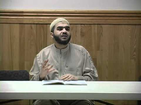 Lecture by Sh. Yaser Alkhooly, Don't be sad - Part 1/6