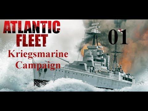 Atlantic Fleet - Kriegsmarine Campaign 01 - Poor Merchants