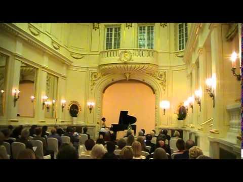 Lisa Nakazono Piano Recital in Poland 2013 中園理沙 ピアノリサイタル in ポーランド2013 【Liszt:Liebesträume】