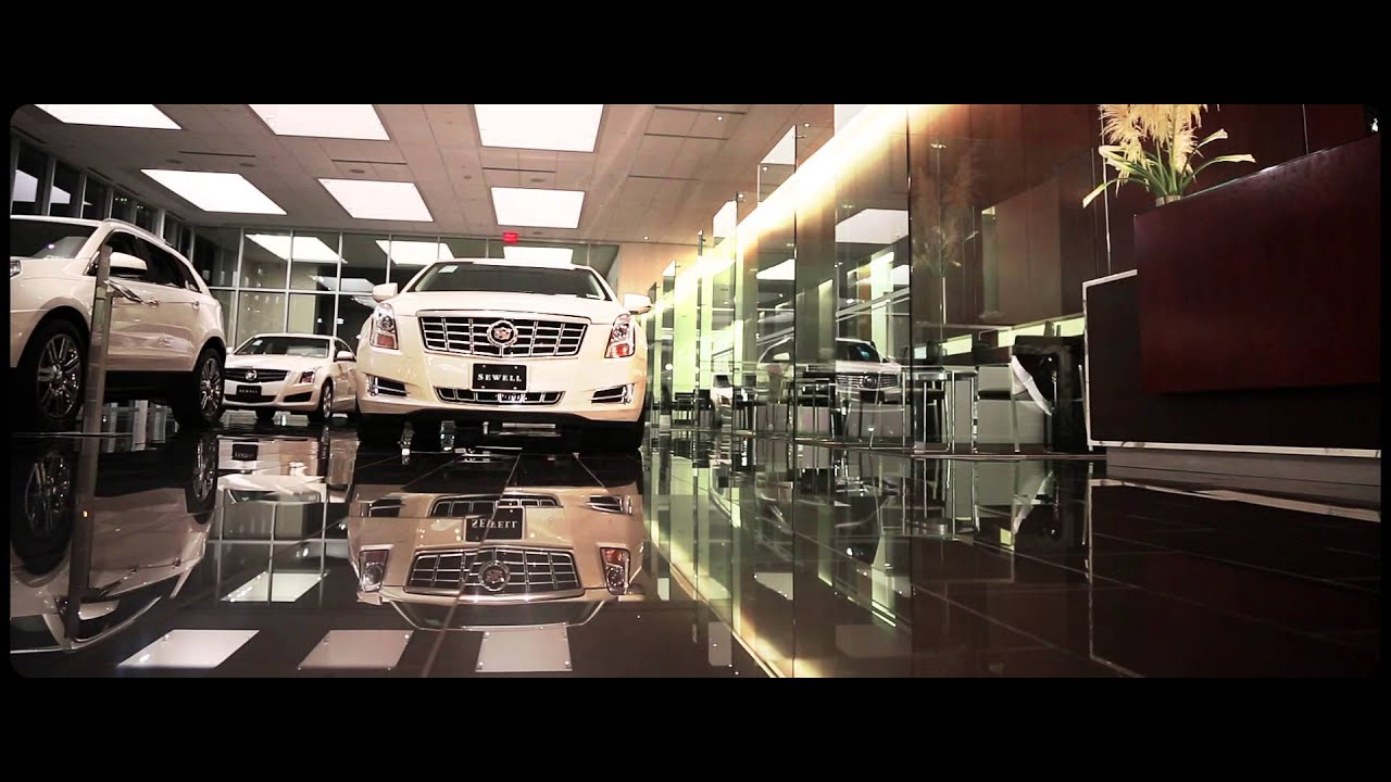 The New Sewell Cadillac - YouTube