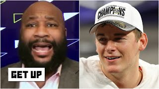 The notion of Mac Jones to the 49ers sets off Marcus Spears and Jeff Saturday | Get Up