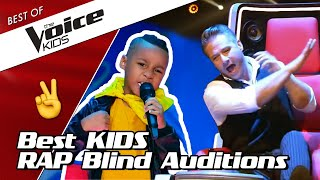 Download TOP 10   DOPE YOUNG Rappers in The Voice Kids Mp3 and Videos