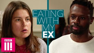 Did My Stammer Cause Us To Break Up? | Eating With My Ex: Ayo & Anya