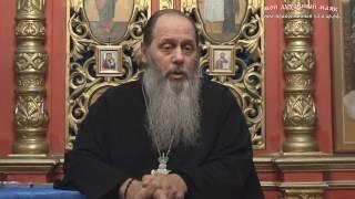 Почему православные христиане постятся по средам и пятницам? (прот. Владимир Головин, г. Болгар)