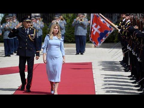 شاهد: ناشطة في مكافحة الفساد تصبح أول رئيسة لسلوفاكيا  - 21:53-2019 / 6 / 15