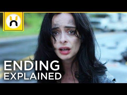 Jessica Jones Season 2 Ending EXPLAINED
