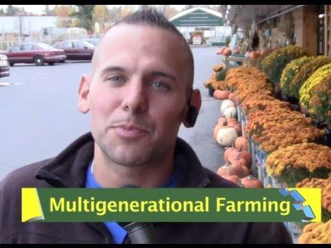 Intergenerational Farming in Plattsburgh NY And NJ GMOs
