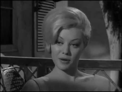 Margaret Nolan in Danger Man 1965