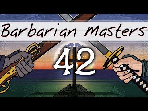 Barbarian Masters #42 | Rebel Dreams | Total War Shogun 2 Otomo Campaign NLP