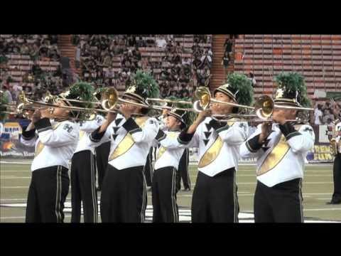 University of Hawaii Rainbow Warrior Marching Band, Hawaii Five-O