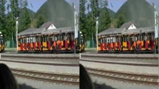 Schneebergbahn und Herminensteig 3D
