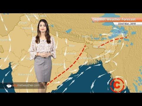 Weather Forecast Mar 22: Snow in Kashmir, rain in Kerala, Tamil Nadu; dry weather in Mumbai