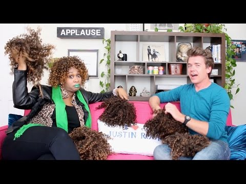 """The Justin Root Show""- GloZell Interview"