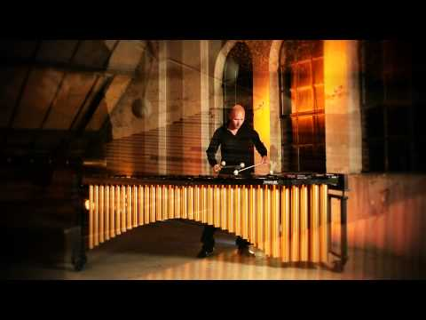 Bach`s Air for marimba solo - Rudi Bauer