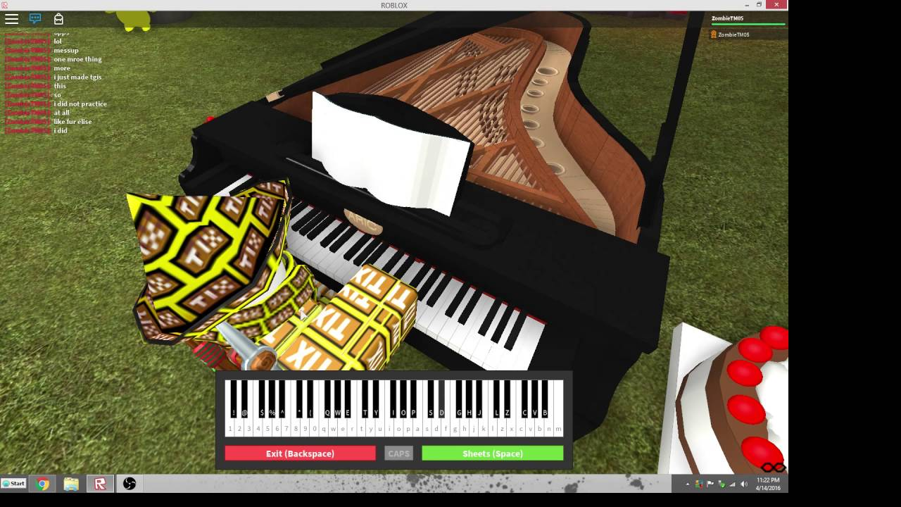 See You Again Roblox Piano
