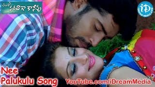 Nee Palukulu Song - Saradaga Kasepu Movie Songs - Allari Naresh - Madhurima - Srinivas