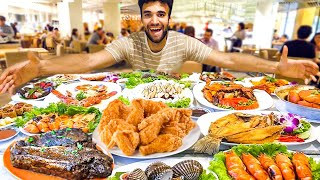 World's Best All You Can Eat Buffet (record Breaking $100 Million Budget)!