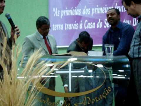 Consagração Alexandre Cerqueira 2008.wmv