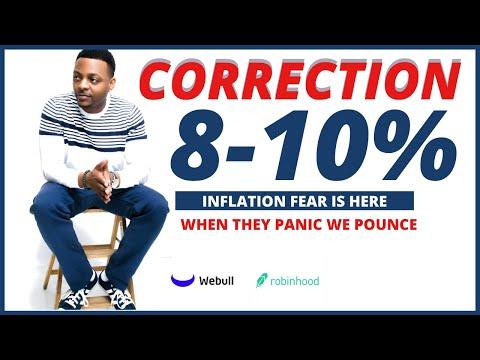 Stock Market Crash Is Upon Us🔥🔥🔥 | Stock Lingo: Inflation