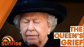 THE QUEEN'S GRIEF | Those who are supporting Her Majesty through her mourning | Sunrise