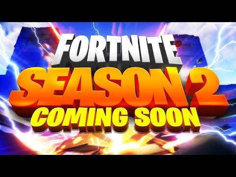 Fortnite Chapter 2 - Season 2   Teaser Trailer
