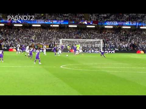 JUVENTUS Vs Real Madrid   Goal Casemiro   1-2