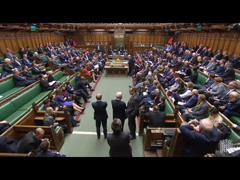 Brexit: MPs hold emergency debate on meaningful vote – watch live