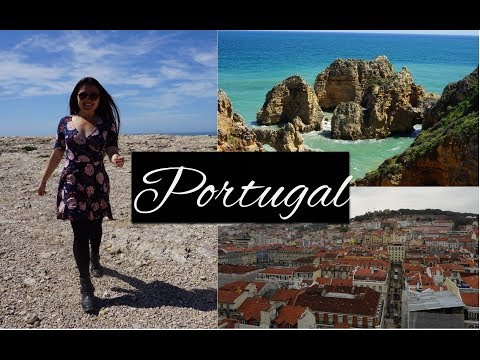 A WEEK IN PORTUGAL | Exploring the Algarve and Lisbon (Europe Travel Vlog #10)