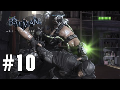 Batman Arkham Origins - Obtenha Acesso a Cobertura (Continuação) - Parte 10